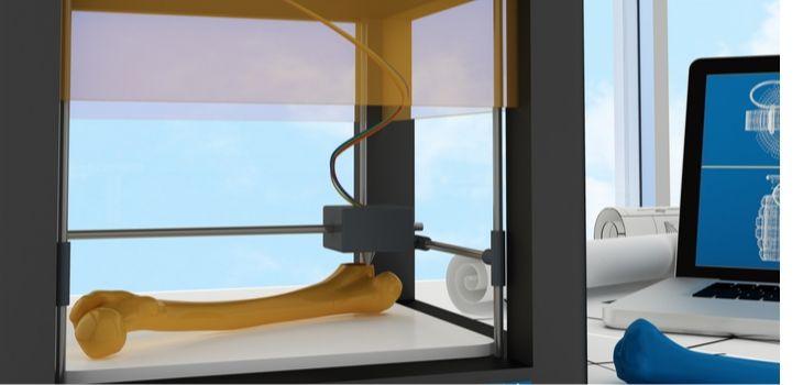 impressió 3D estructures òssies